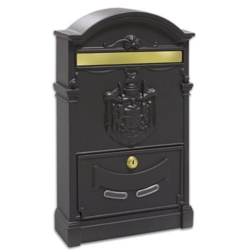 cassetta postale ottone