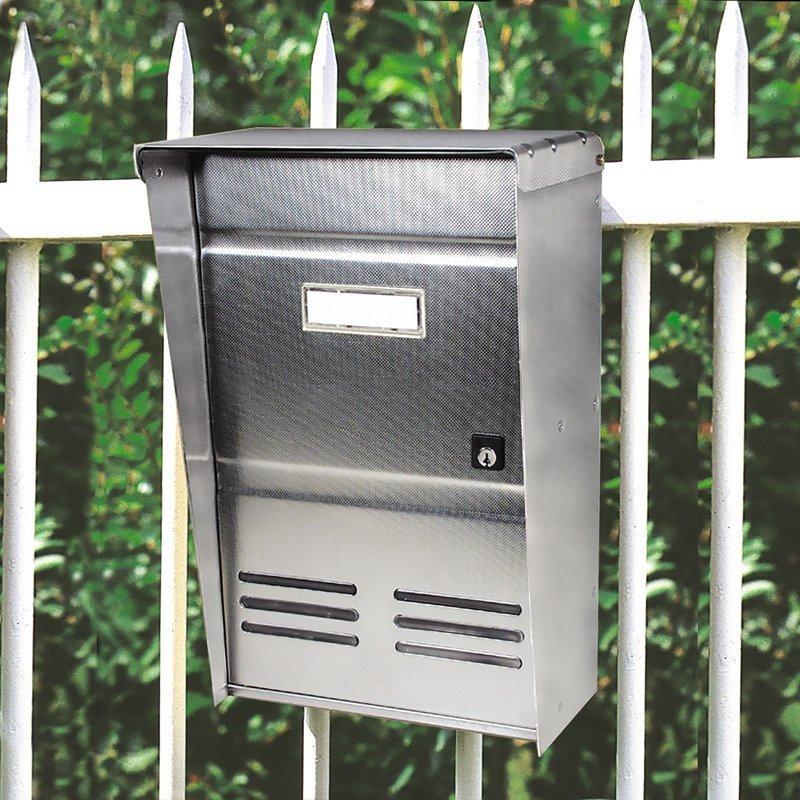 cassetta postale per esterno