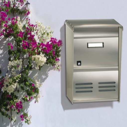 Mailbox for outdoors