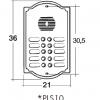 misure-pulsantiera-10-campanelli