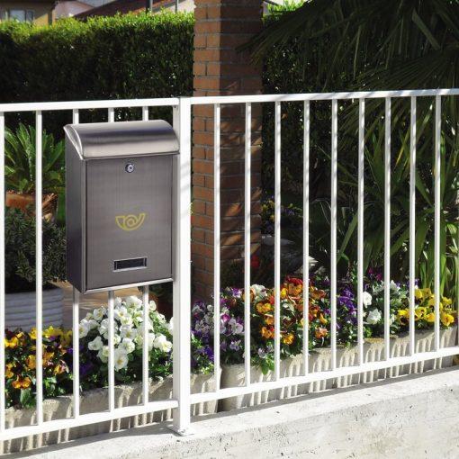 cassetta postale da esterno