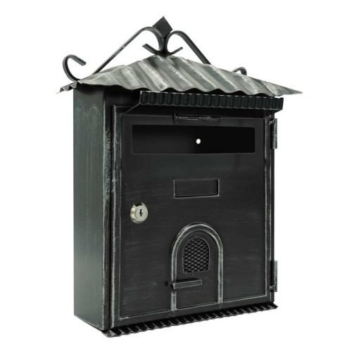 Cassetta Postale In Ferro Battuto