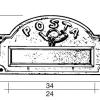 dimensioni-placca-ottone-A3