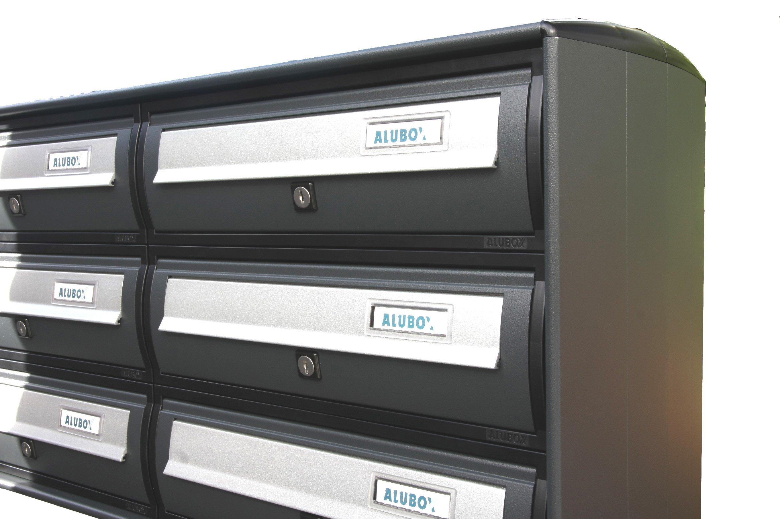 Mailbox sets for Condominium
