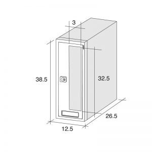 Dimensioni Cassetta Postale