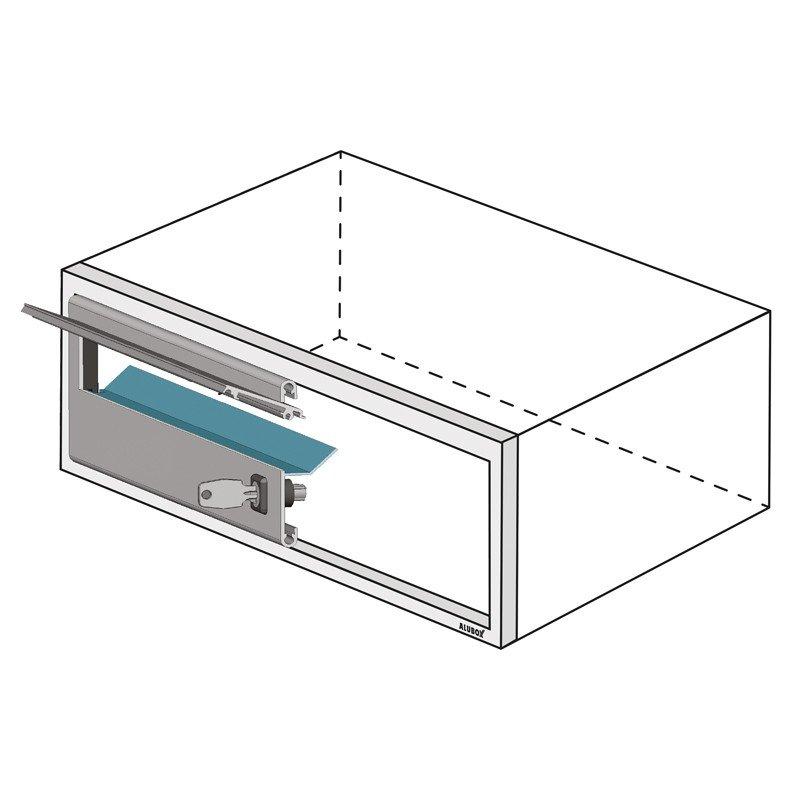 Sistema Antiprelievo Cassette Postali Alubox