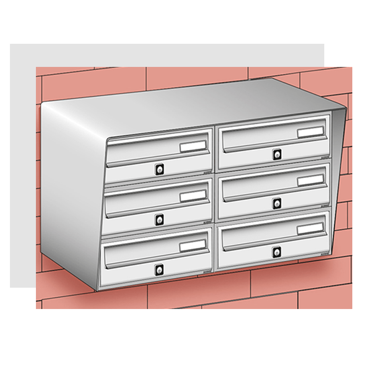 Prompt Delivery Mailbox sets