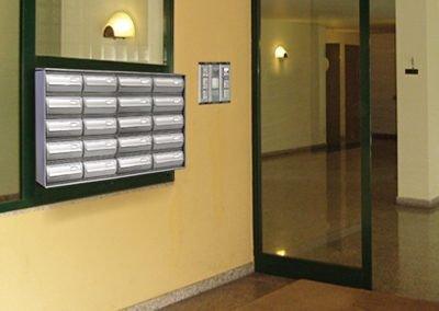 Casellario postale condominiale