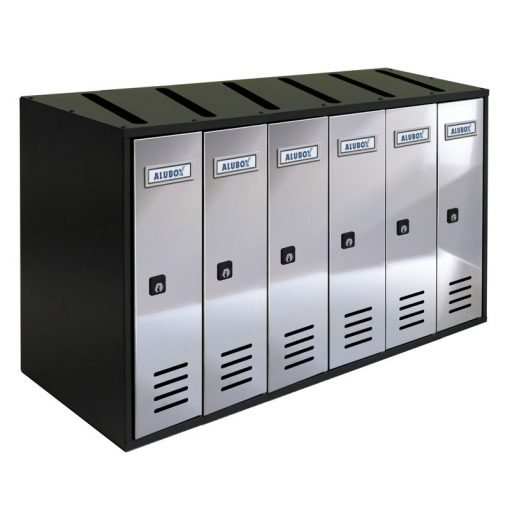 Composed Mailbox set 6 units