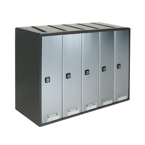 Casellario Postale Condominiale in Alluminio