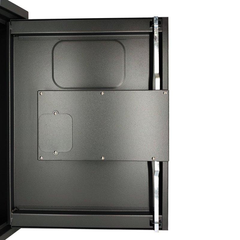 Ușă antiefracție cutie de colete Skatolo